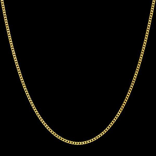   Cadena de oro 18K Longitud 65 cm