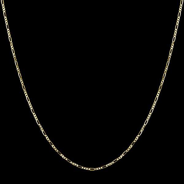 | Cadena de oro 18K Longitud 60 cm