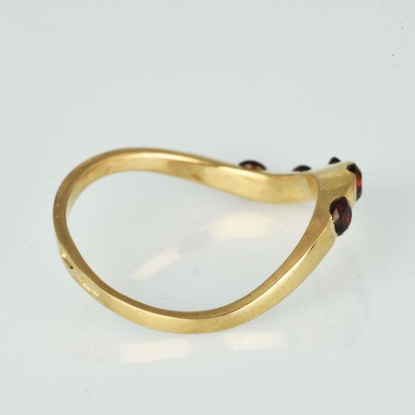 | Anillo de oro 14K Talla 58 (ø 18.4 mm)