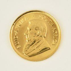 Moneda de Sudáfrica 1985 (1/4 Krugerrand)