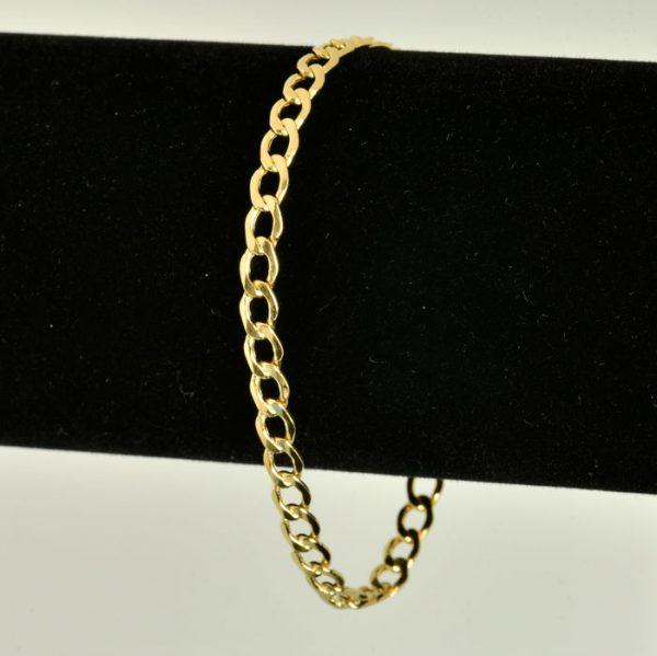 | Pulsera de oro 18K Longitud 19.5 cm
