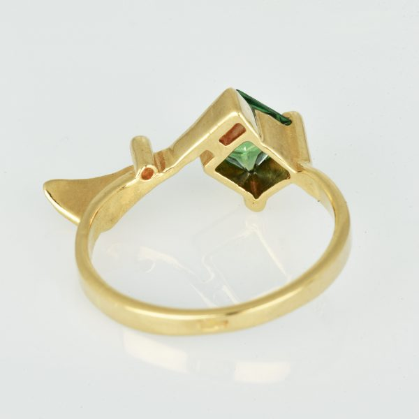 | Anillo de oro 14K Talla 52 (ø 16.7 mm)