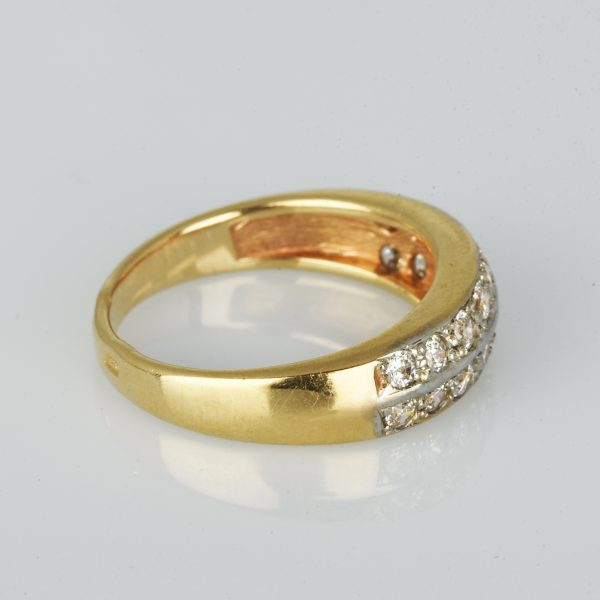 | Anillo de oro 14K Talla 50 (ø 15.9 mm)