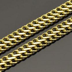 Pulsera de oro 18K Longitud 19 cm