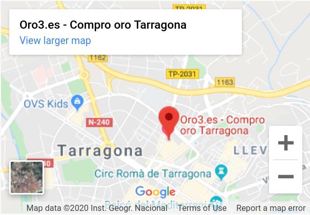 | Compro oro Tarragona