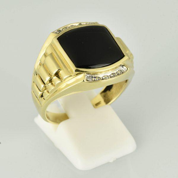 | Sello de oro 10K Talla: 64 (⌀ 20.4 mm)