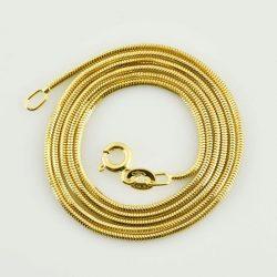cadena de oro
