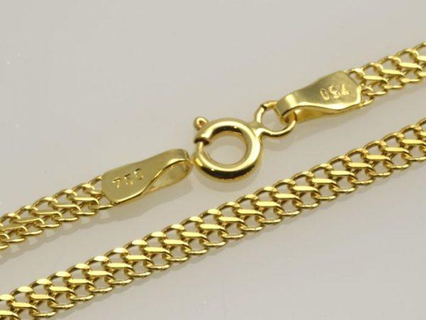 | Pulsera de oro 18K Longitud 18 cm