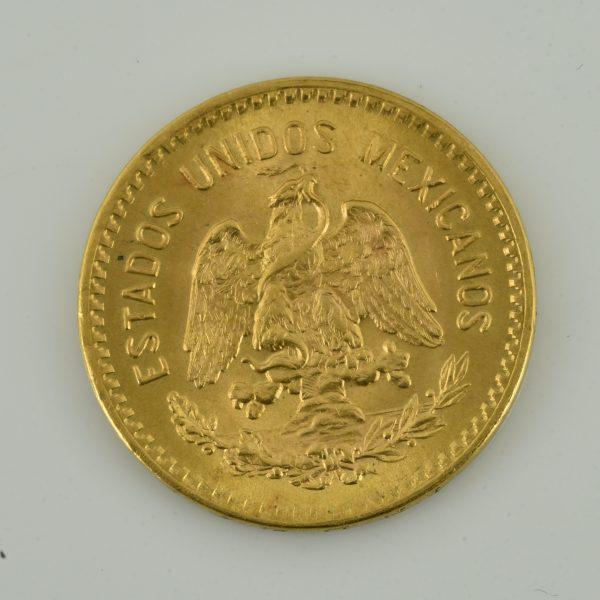 | Moneda de oro de Mexico (10 Pesos)