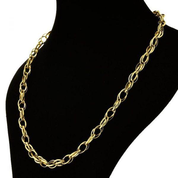 Cadena de oro 14K