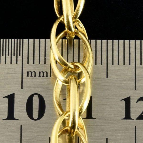 | Cadena de oro 14K