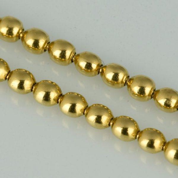 | Cadena de oro 18K Longitud 40 cm