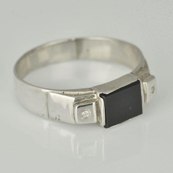 | Anillo de plata 925 Talla 70 ( ø 22.2 mm )