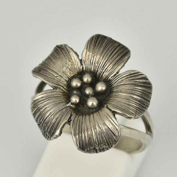 | Anillo de plata 925 Talla 60 (ø 19.1 mm)