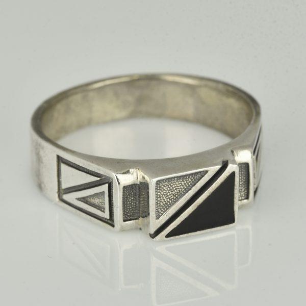 | Anillo de plata 925 Talla 68 ( ø 21.6 mm )