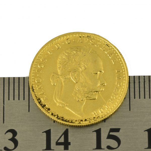   Moneda Francisco José I de Austria 1915 (1 ducat)