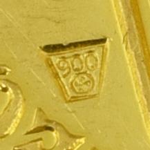 | Moneda conmemorativa Ferdinandus e Elisabet