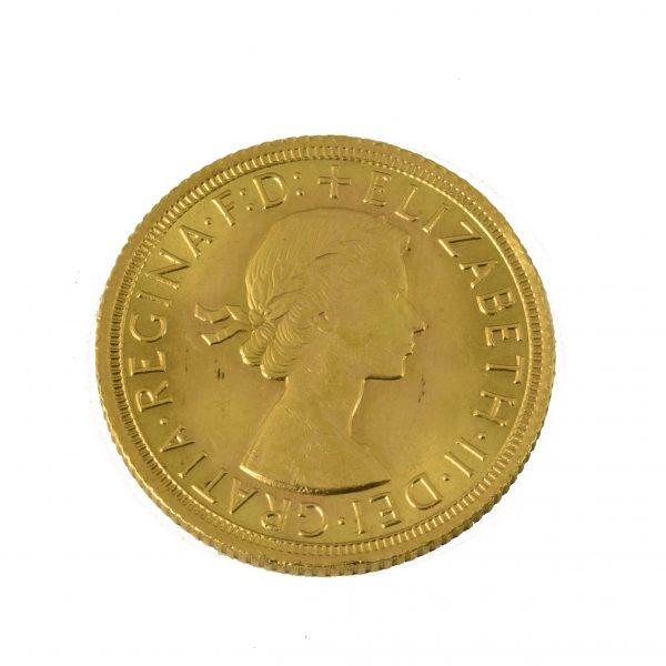 moneda reina eLizabeth ii