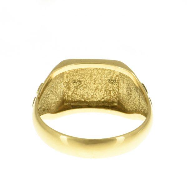 | Anillo de oro 14K Talla 65 (ø 20.7 mm)