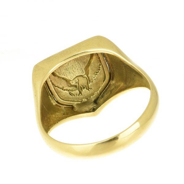 | Anillo de oro 14K Talla 64 (ø 20.5 mm)