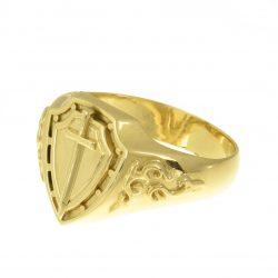 anillo de oro 14k